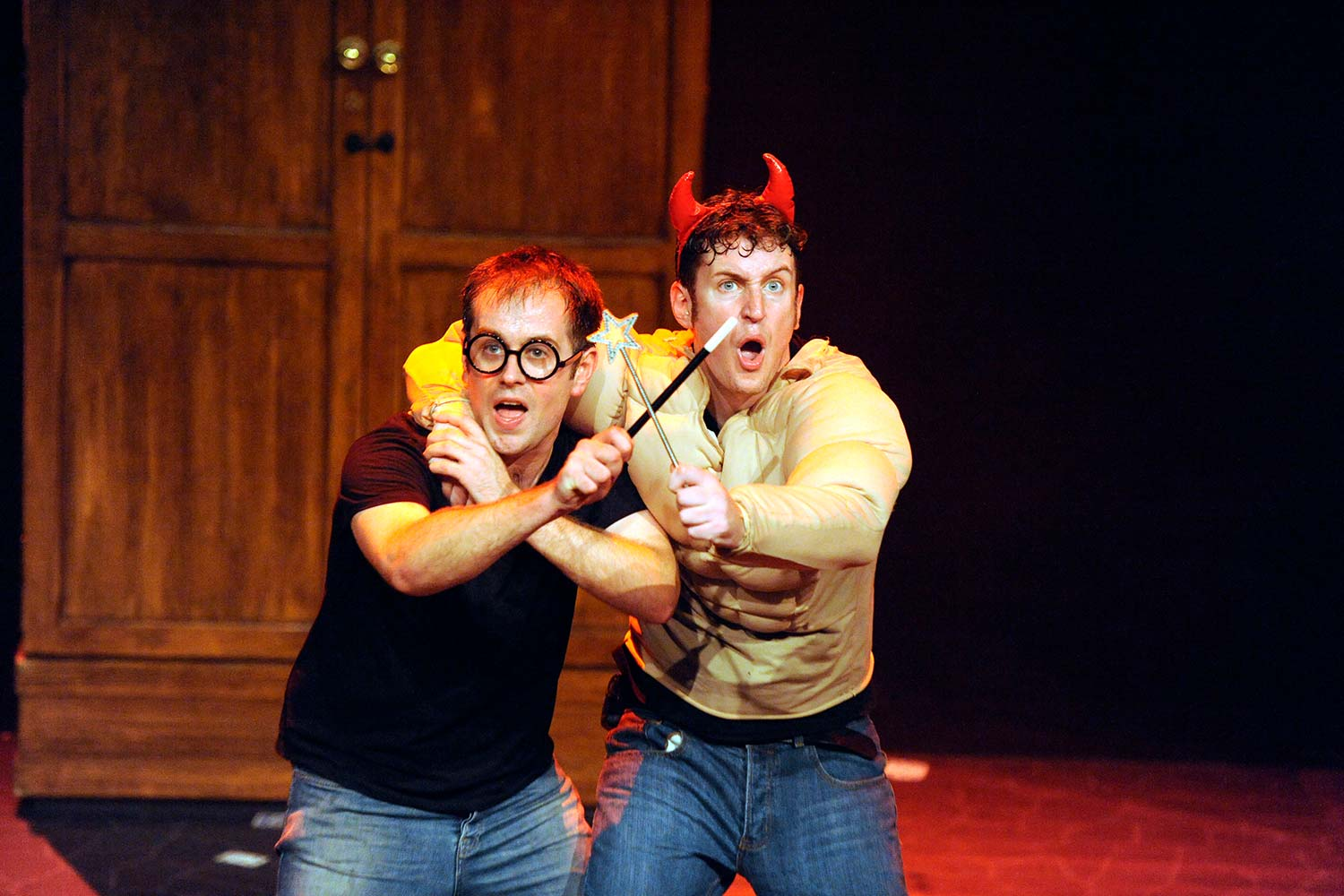 Potted Potter – The Unauthorised Harry Experience – A Parody
